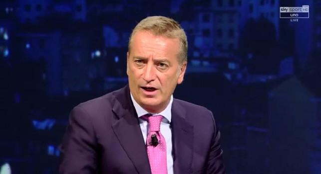Sky, De Grandis: La difesa del Napoli è disastrosa, la squadra è liquefatta