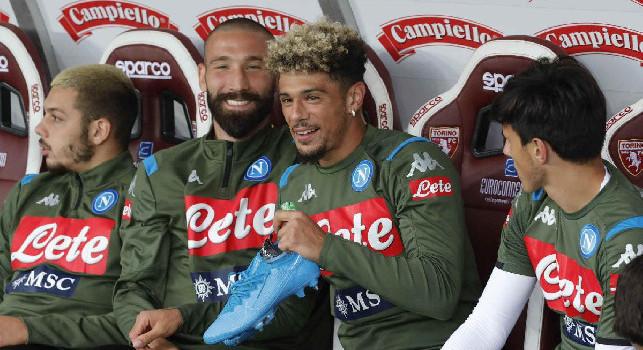 Napoli-Sampdoria, intesa per Tonelli: entro martedì può arrivare la fumata bianca