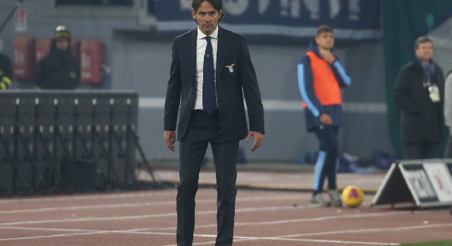 Coppa Italia, Napoli-Lazio: i convocati di Inzaghi. All'appello manca Luis Alberto
