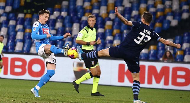 Napoli Lazio Coppa Italia