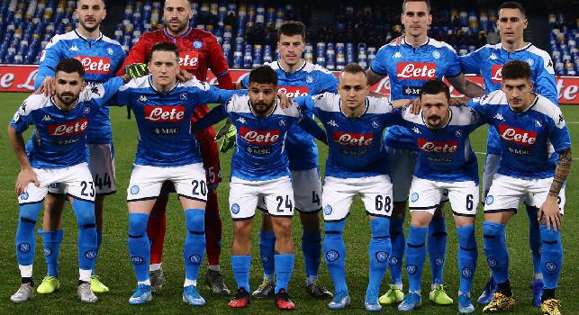 Napoli-Lazio, le formazioni ufficiali: passerella finale al San Paolo per Callejon, Inzaghi lancia Immobile per il record