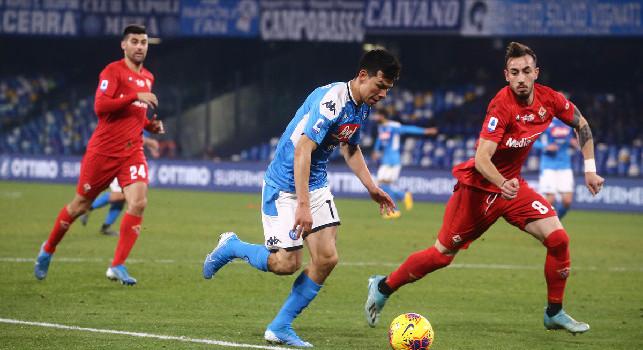 Everton, Jacomuzzi a CN24: Con questi calciatori il Napoli non può lottare con Inter e Juve. Allan e Lozano da noi? Non lo so, date tempo al messicano