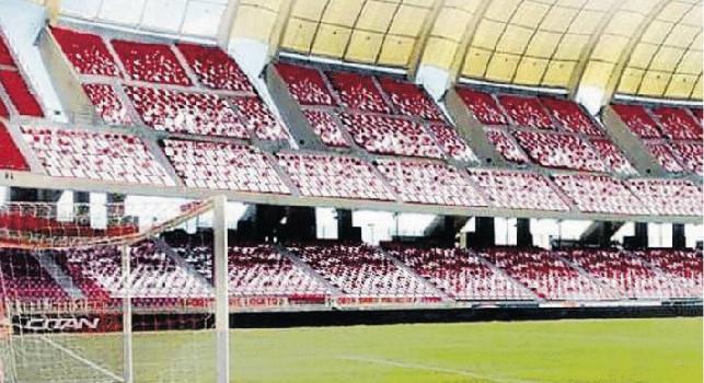 Restyling stadio San Nicola Bari