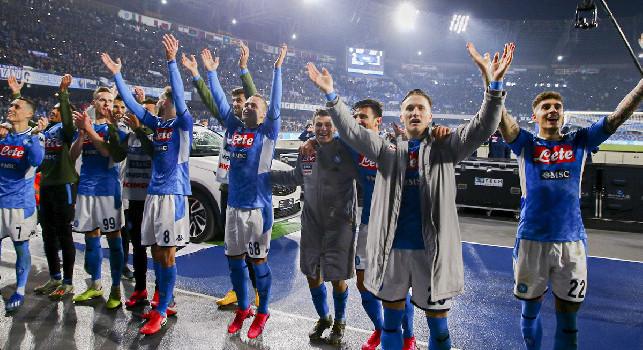 Tuttosport - Napoli-Juve la seconda partita stagionale con più telespettatori: 2 milioni e 748mila, al primo posto c'è Inter-Juve