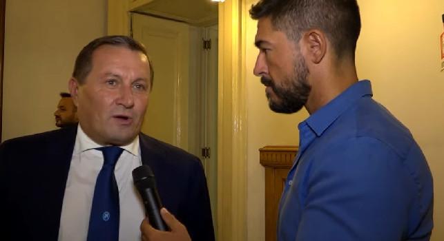Napoli Femminile, il presidente: L'anno prossimo giocheremo allo stadio di Barra e ci alleneremo a Pozzuoli. Aspettiamo la promozione in Serie A
