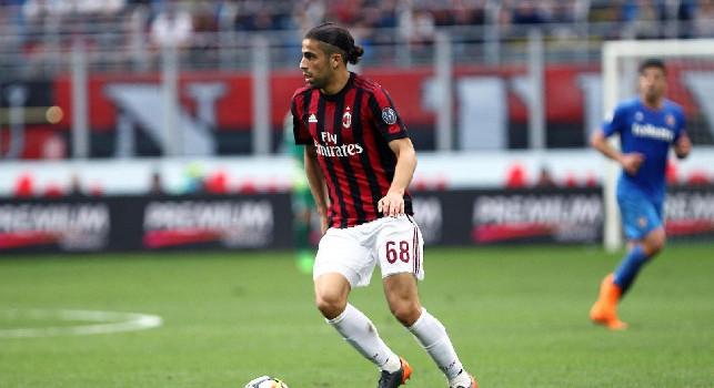 Ricardo Rodriguez-Napoli, Sky: oggi il Milan incontra gli agenti, nodo formula per il club azzurro!