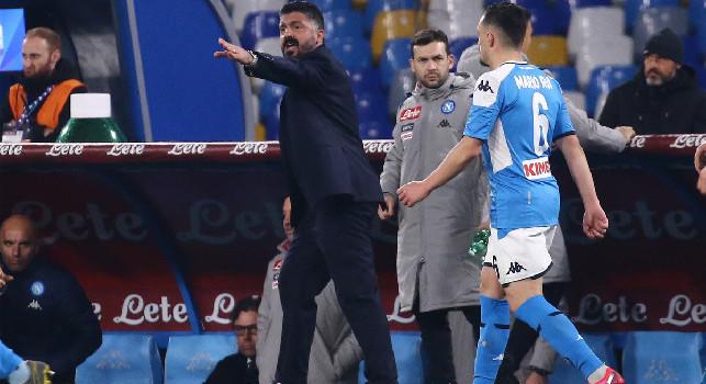 Giudice Sportivo - Multa di 10 mila euro per il Napoli