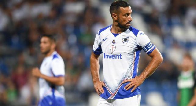 Quagliarella mette il Napoli nel mirino: dal 2000 nessuno meglio di lui contro gli azzurri