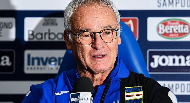 Ranieri: Dissi a Ferlaino di scommettere su Zola. Maradona? Conservo gelosamente un ricordo