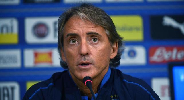 Mancini: Il Napoli può giocarsi lo scudetto con altre sei squadre
