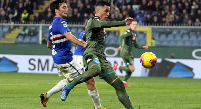 Gattuso cambia ancora: fuori Callejon al 72', dentro Dries Mertens!