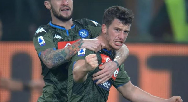 Demme riporta il Napoli in vantaggio! Primo gol in maglia azzurra per il neo acquisto dei partenopei: 2-3 all'84'