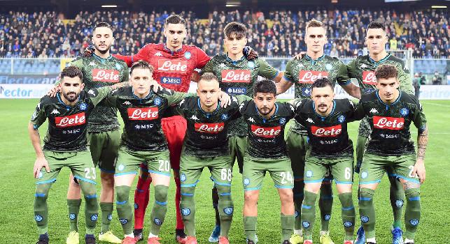 Pagelle Sampdoria-Napoli: Demme 10543 giorni dopo <i>Diego</i>! Lobotka preciso, Manolas negativo! Meret insicuro
