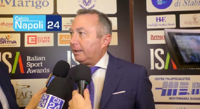 RAI, Lauro: Il Napoli può recuperare posizioni in classifica, il problema dei rinnovi ha frenato la rincorsa così come i dissidi interni [VIDEO CN24]
