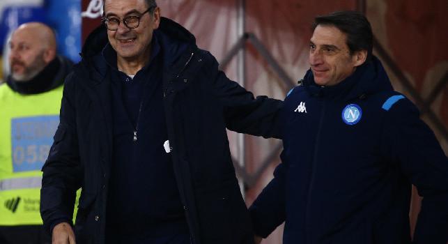 Venerato: Disgelo con ADL: se il Napoli chiama, Sarri darebbe la priorità agli azzurri! Ecco a quando risale l'ultimo contatto