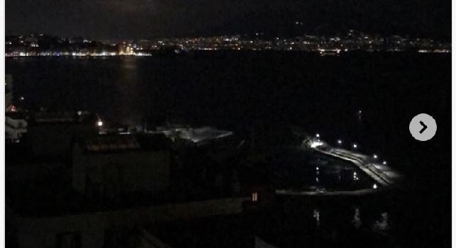 Lozano, la moglie: Sono innamorata di te, Napoli [FOTO]