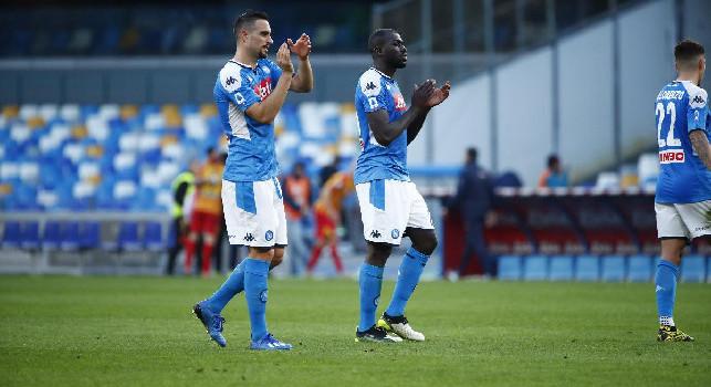 Auriemma: La Juve ha proposto scambio Koulibaly-Higuain! Il Napoli ha risposto chiedendo Dybala per Hysaj e Insigne