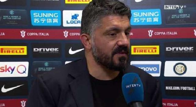 """Il Giornale - Gattuso si vanta del suo Napoli operaio: """"Non mi interessa giocare bene"""""""