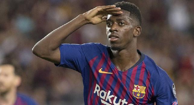 Mundo Deportivo - Barcellona, 72 ore per sostituire Dembélé: il nuovo acquisto non potrà giocare in Champions