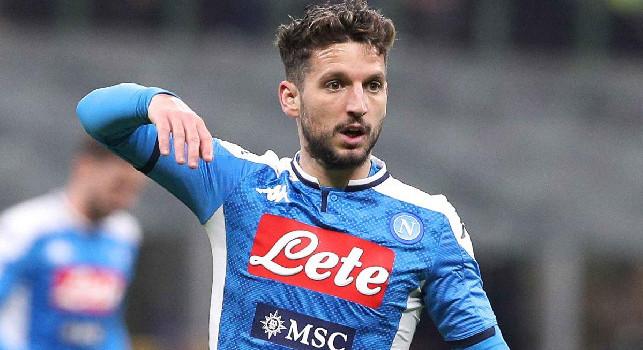 CdM - Il Napoli riparte da Mertens, ma manca ancora l'accordo: c'è un'idea sul nuovo attacco azzurro