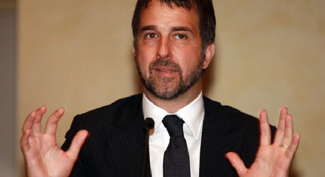 Michele Uva, vicepresidente UEFA