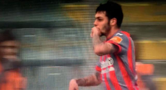 Gaetano segna il suo primo gol con la maglia della Cremonese! L'azzurrino è scatenato, anche assist per Palombi [VIDEO]