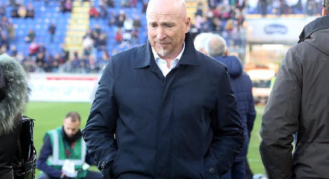 Maran: Non eravamo tranquilli, il Napoli ha segnato su una delle poche occasioni avute. Ci gira tutto male