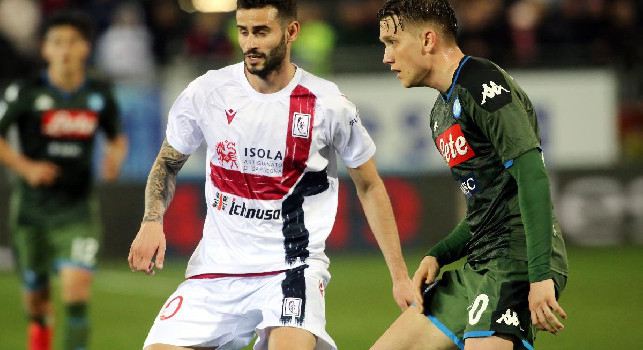 L'Unione Sarda - Il Napoli ha bloccato le fonti di gioco del Cagliari, le assenze sarde hanno pesato sul risultato!