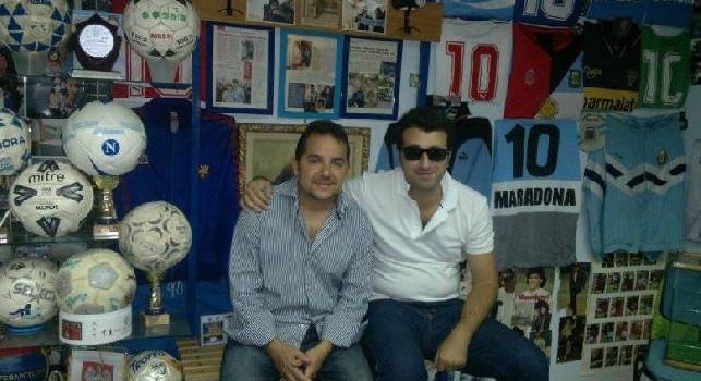 Il Mattino - Pellegrinaggio nel Museo Maradona dei media spagnoli: e ora a Miano aspettano anche Messi