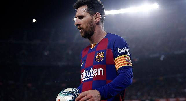 Messi stratosferico contro l'Eibar, tripletta in un tempo per lui: Barcellona avanti 3-0 all'intervallo