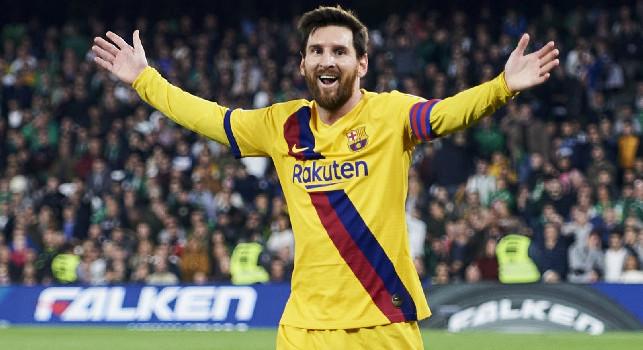 Eurorivali, Barcellona-Eibar 5-0: Messi stratosferico, quattro reti e prestazione super [VIDEO]