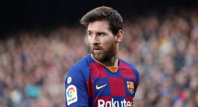 Barcellona, Messi al Camp Nou: Che voglia di tornare a giocare qui