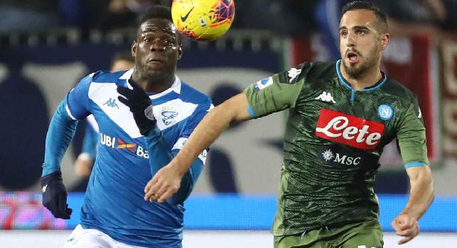 Balotelli lascia l'Italia, due offerte dal Cluj e dal Besiktas