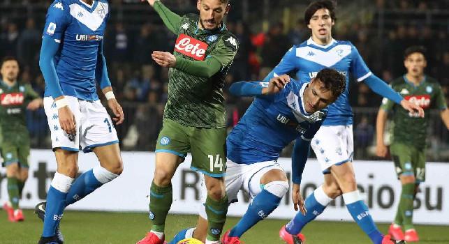 Gazzetta bacchetta il Napoli: la difesa a zona copre male il primo palo sul gol di Chancellor