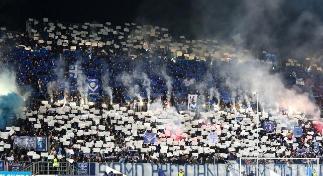 FIGC, Di Lello: Cori in Brescia-Napoli? Codice chiaro: l'arbitro decide se fermare o no la partita! Idiozia da estirpare alla radice