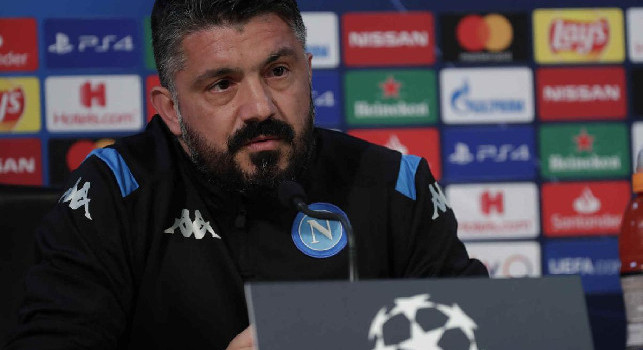 Gennaro Gattuso, allenatore della SSC Napoli