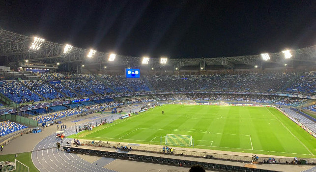Stadi chiusi, in Serie A 90mln in meno dai botteghini! Napoli nella top 5, quasi 4mln di mancati incassi