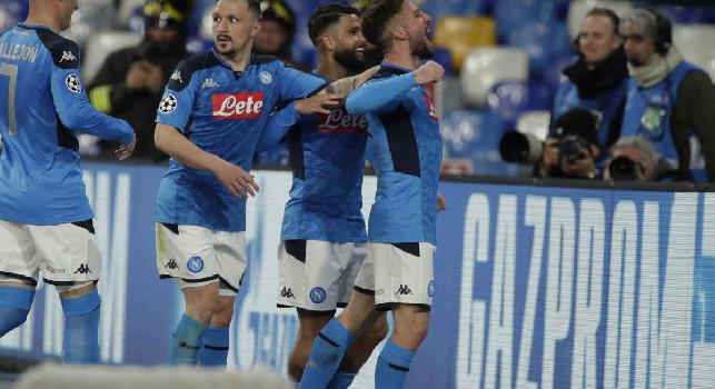 Napoli Barcellona 1 1