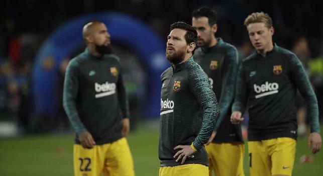La Liga Spagnola pensa già al ritorno in campo: partite ogni 72 ore e 2 pause durante la partita