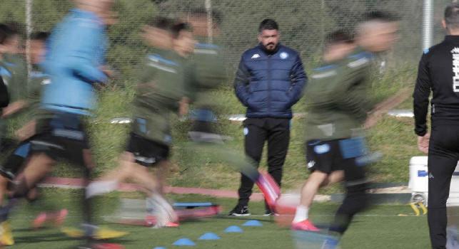 Coppa Italia, spunta un patto forte tra Napoli e Gattuso: risale alla cena organizzata da Insigne e Allan