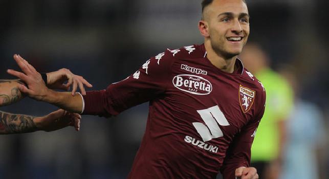 Da Torino - Edera rinasce con Longo, potrebbe partire dal 1' anche contro il Napoli