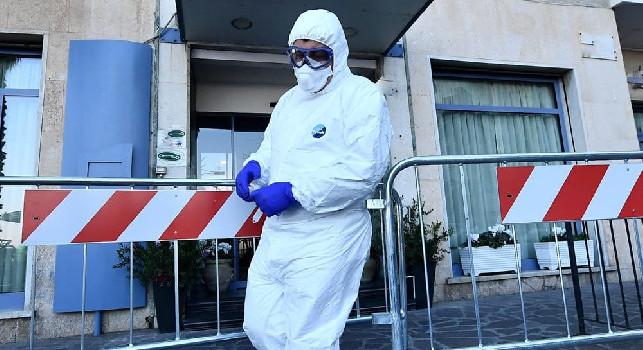 Coronavirus, il bollettino in Campania: 3 nuovi positivi e nessun deceduto