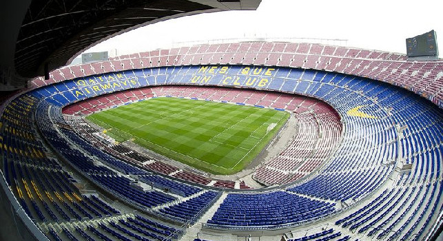 Barcellona, Amor: Pronti per la Champions League, contro il Napoli sarà una finale!