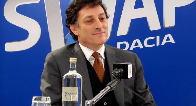 Udinese, Campoccia: Llorente? Non dire gatto se non ce l'hai nel sacco... E' un calciatore di grande livello