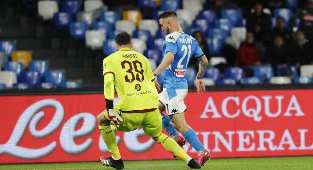 Tuttosport - Sirigu-Napoli, affare in notevole ribasso: il portiere non accetterebbe la concorrenza di Ospina