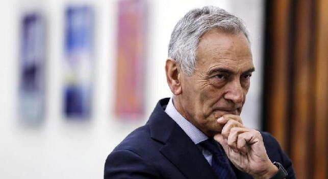 FIGC, Gravina: Tifosi? Siamo pronti, aspettiamo indicazioni dal Comitato tecnico-scientifico! Serie A senza retrocessioni? Non è argomento all'ordine del giorno