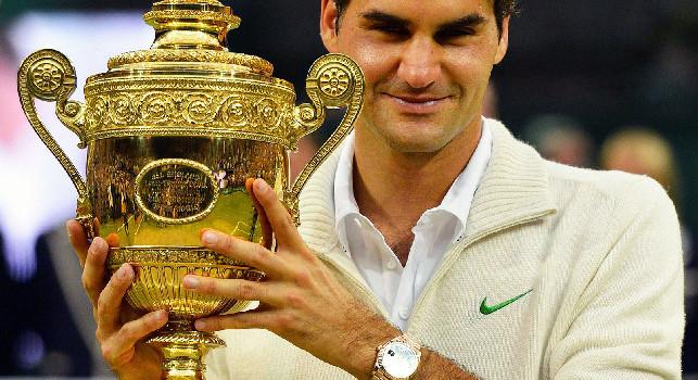 Coronavirus, Federer dona un milione di franchi svizzeri