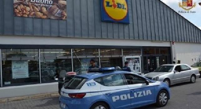 Coronavirus, a Palermo caos alla LIDL: la gente rifiuta di pagare la spesa