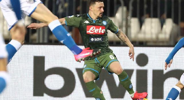 CorSport - Il Napoli valuta quattro nomi da affiancare a Mario Rui: la situazione