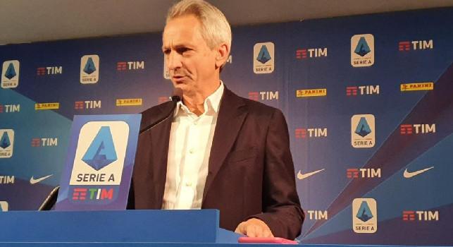 Lega Serie A, Dal Pino: Playoff? Se non sarà possibile concludere il campionato valuteremo ogni ipotesi